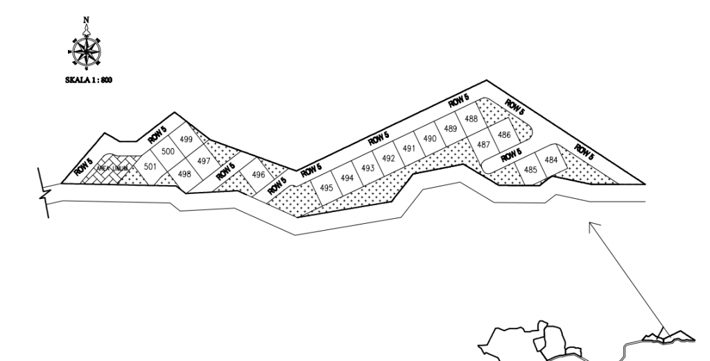 site map kampung quran 1