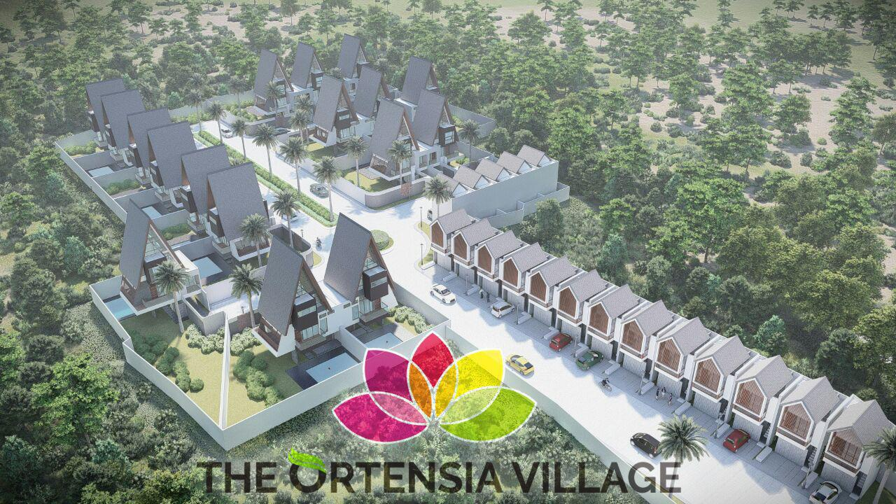 homestay villa the ortensia village