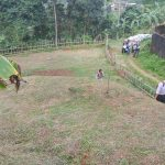 Progress pembangunan kampung quran mataqu mega mendung