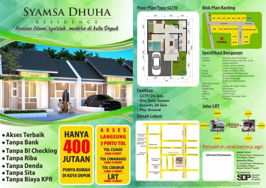 syamsa dhuha residence