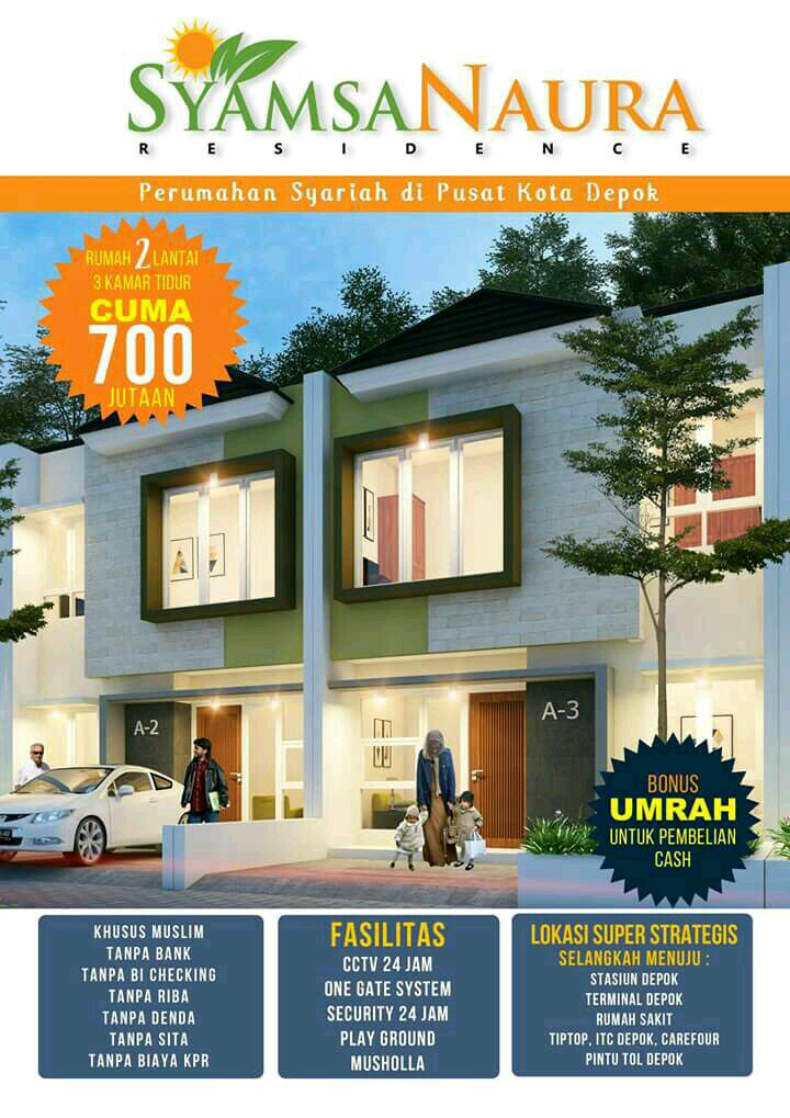 syamsa naura residence
