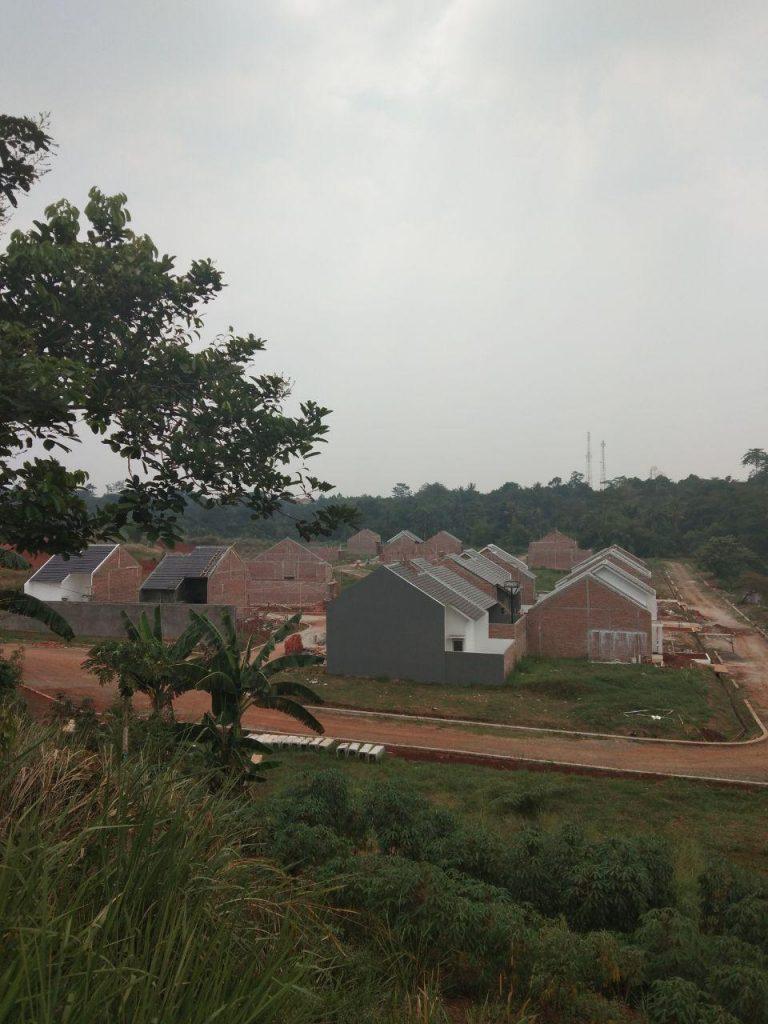 balad residence bojongsari depok