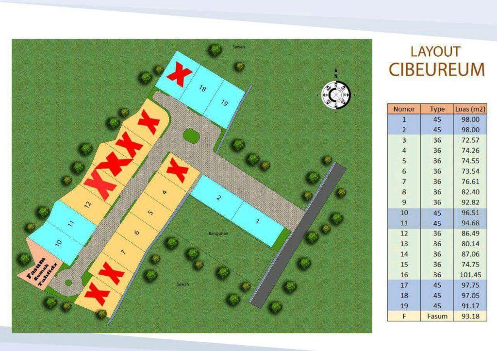 siteplan abbi garden