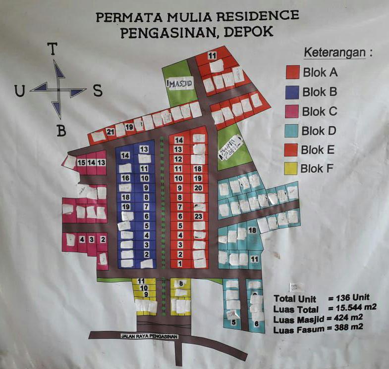 permata mulia residence