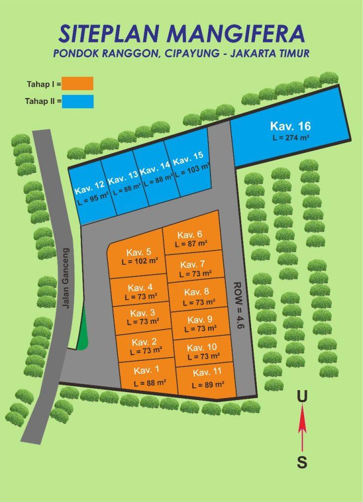 Mangifera residence cipayung