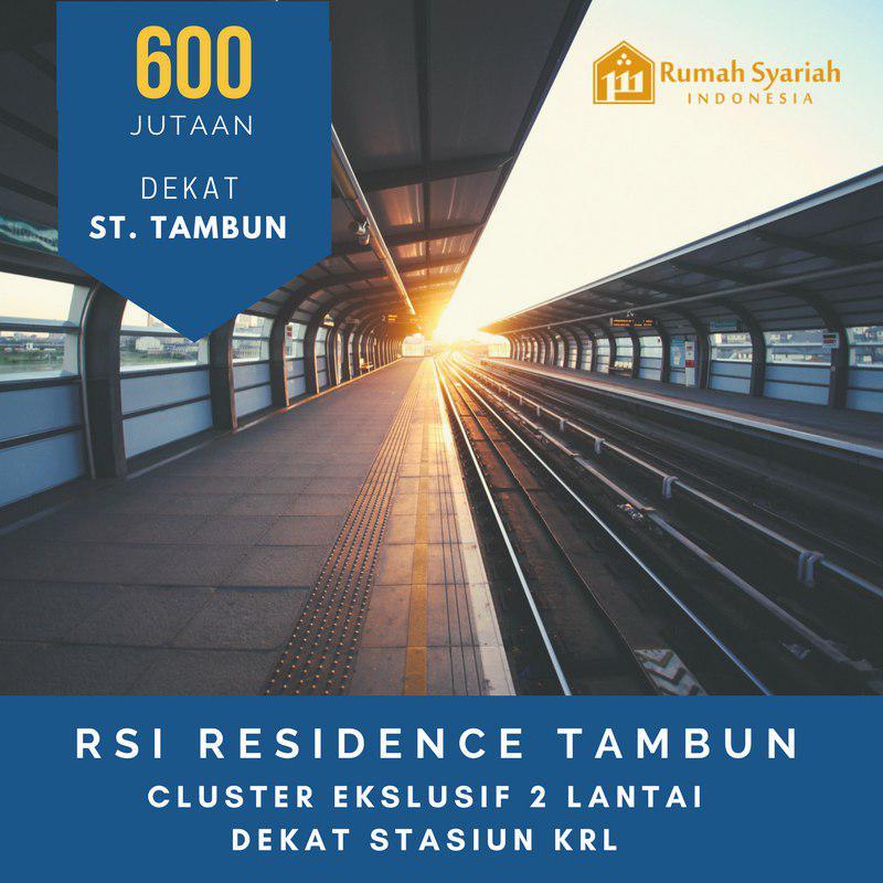 El Fatih Residence Tambun - 100% Syariah - Mitra Properti ...