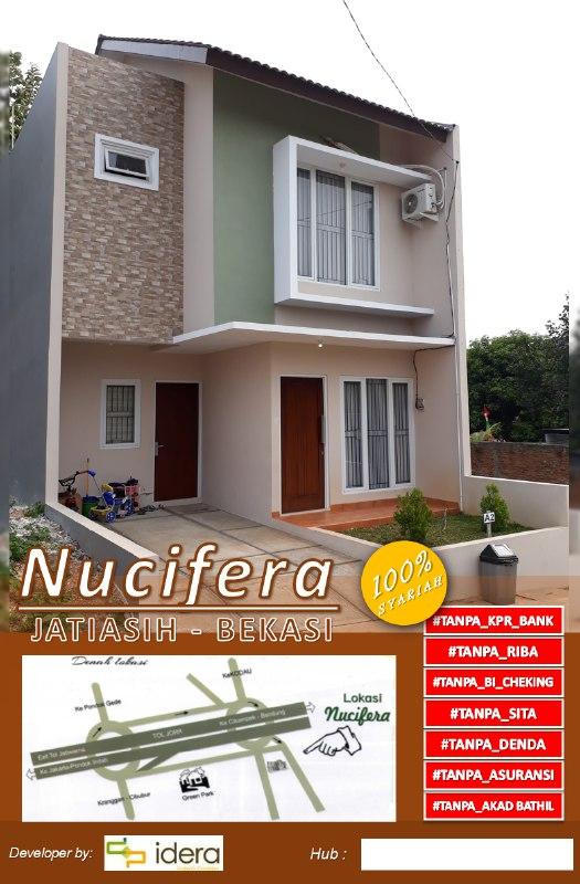 nucifera residence jatiasih