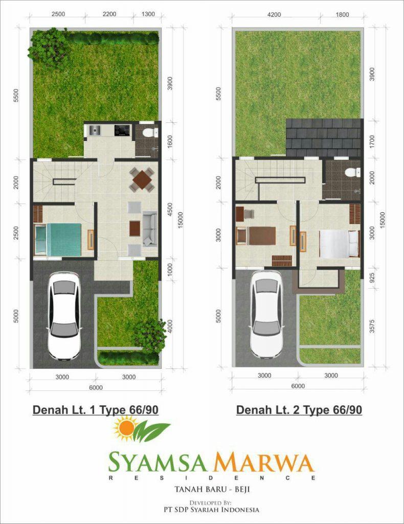 Syamsa Marwa Residence Depok