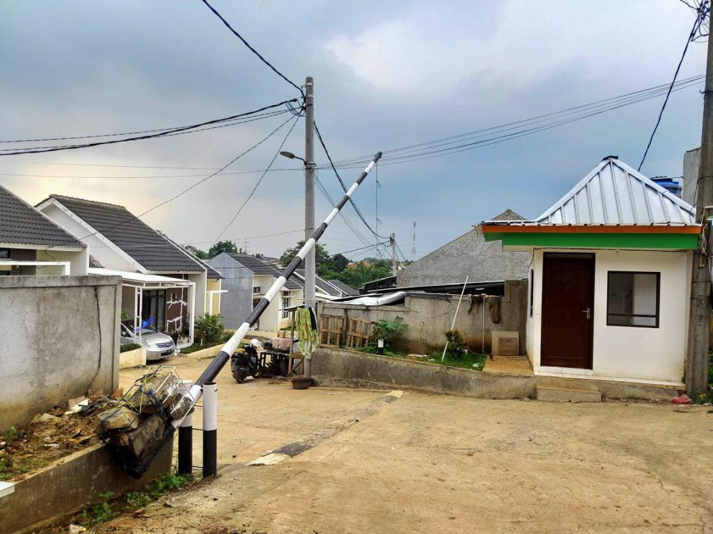 barazaki garden village depok