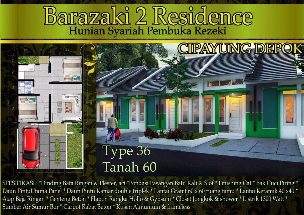 barazaki residence 2