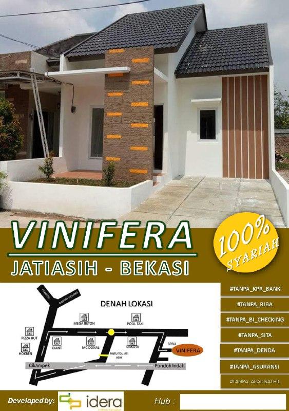 vinifera residence jatiasih