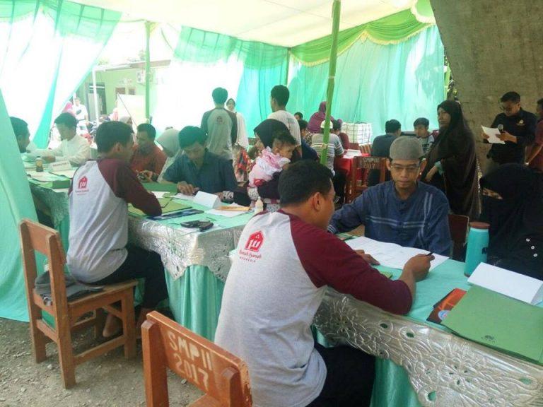 gathering istiqlal residence tambun