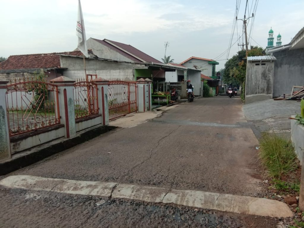 syamsa aira residence depok-siteplan