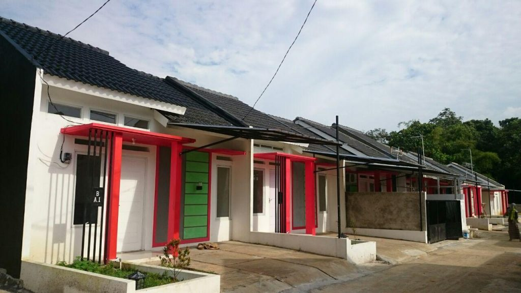 barazaki residence 1 depok