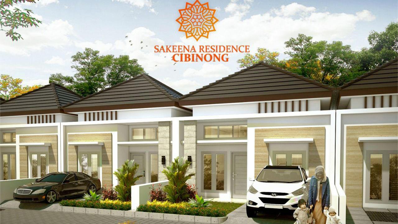 sakeena residence cibinong