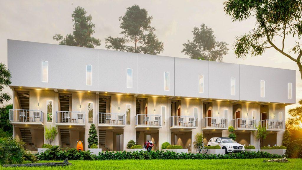 Asri Cimanggis Townhouse Depok