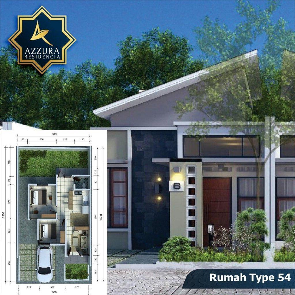azzura residencia setu bekasi
