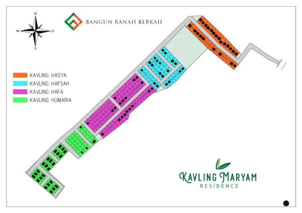 kavling maryam residence