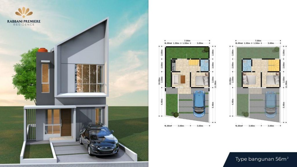 rabbani premiere residence bintaro