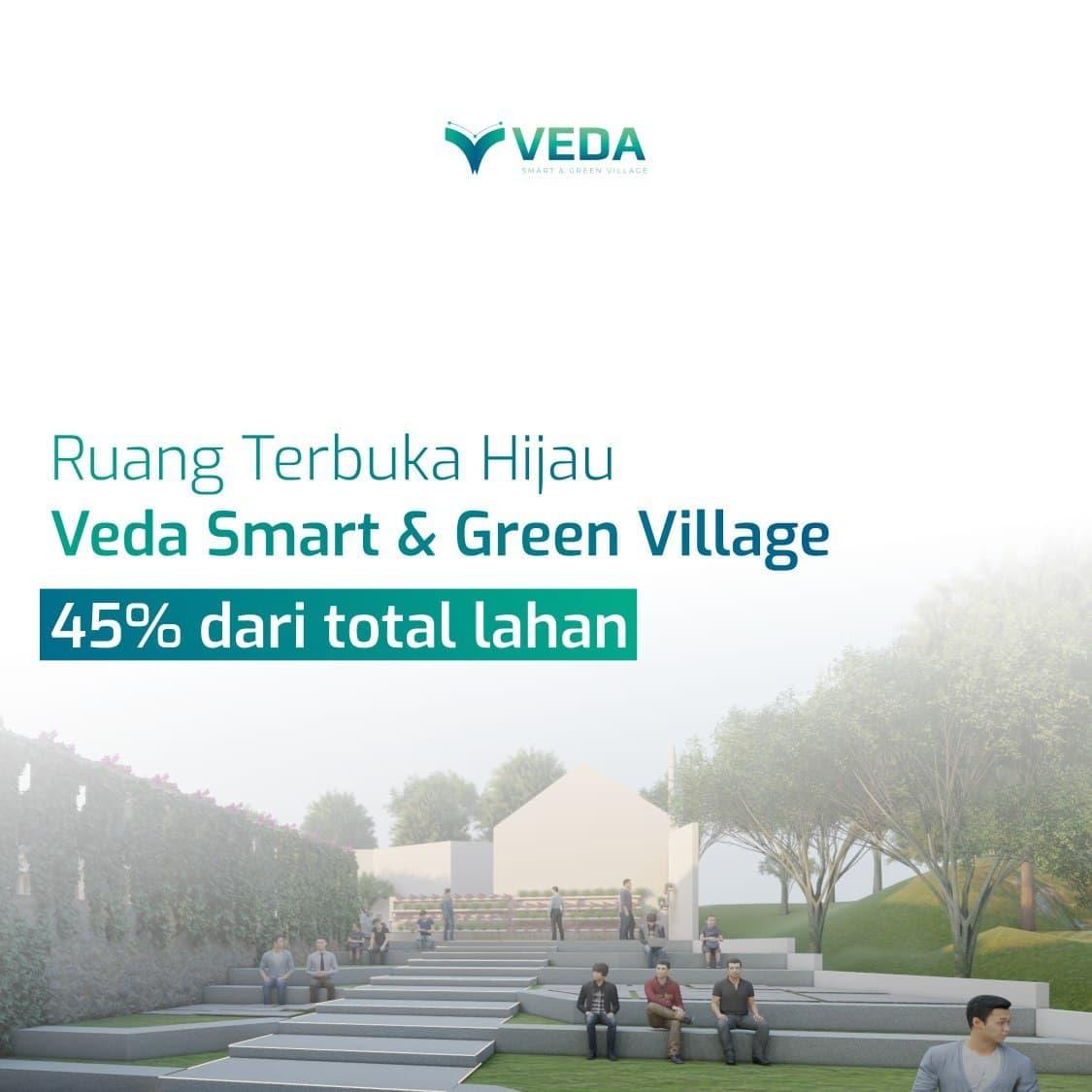 VEDA SMART DAN GREEN VILLAGE - 15